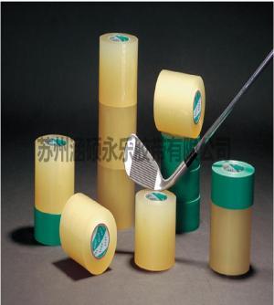 高尔夫球头保护用PVC胶粘带